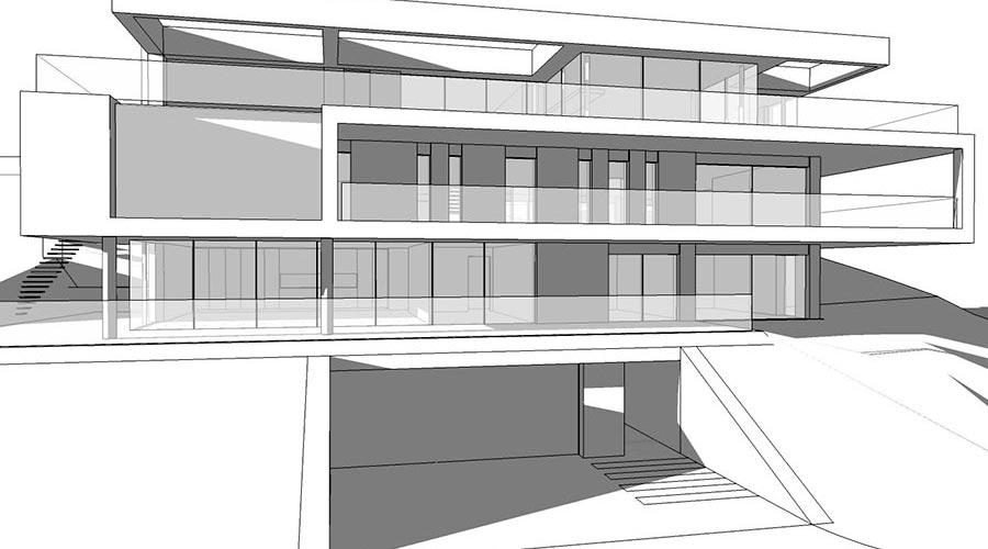 orus + partner architekten | B house, single family, in-progress