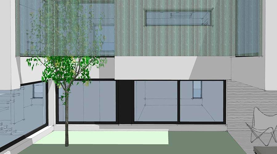 orus + partner architekten | W house, single family, built 2015